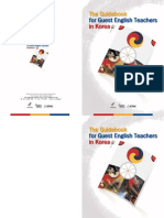 """The Guidebook for Guest English Teachers in Korea,"" EPIK"