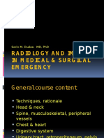 Emergency Imaging Course 1