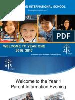 presentation yr 1 2016 - 2017