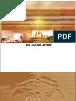 Sakthi Group Profile