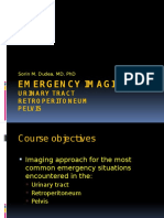 Emergency Imaging Course 6 URO RP PELV Noimag