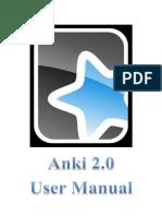 Anki 2 Manual