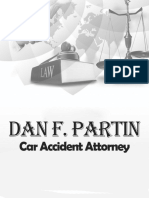 Dan F. Partin- Car Accident Attorney