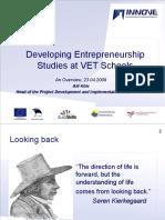 Aili Koiv Entrepreneurship Project