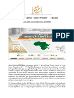 AlHuda CIBE - Press Release of 3rd African Islamic Finance Summit