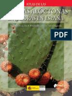 Atlas Plantas Aloctonas España