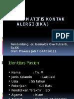 Prakosa j.p g4a014111 Dka