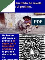 17. Jesús Se Revela en El Prójimo