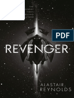 Revenger by Alastair Reynolds Extract