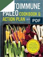 The Autoimmune Paleo Cookbook & - Michelle Anderson
