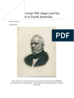 George Fife Angas -ARCH8404 Andrew Brown