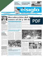 Edicion Impresa El Siglo 30-08-2016