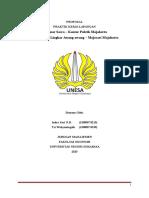 Proposal PKL PT Waskita
