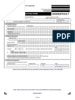 SMOS Membership Deduction Form