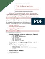 Resumen Proyecto Empresarial 1