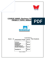 Nilkamal Report