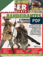 Colonização do Brasil - Bandeirantes e Indígenas