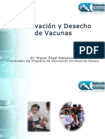 Inactivacion y Desechos de Vacunas