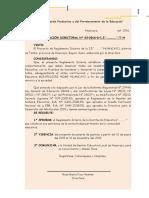 REGLAMENTO INTERNO DE INSTITUCIÓN EDUCATIVA