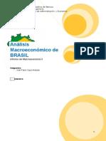 Análisis Macroeconómico de BRASIL (2013)