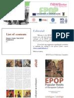 EPOP Newsletter #12