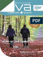 EVA ist der Eventkalender für die Lübecker Bucht - EVA September/Oktober 2016