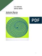 Antonio García - Sociología de la Reforma Agraria en América Latina