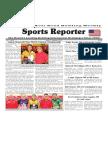 August 31 - September 6, 2016  Sports Reporter