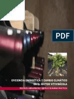 EFICIENCIA ENERGÉTICA Y CAMBIO CLIMÁTICO EN EL SECTOR VITIVINÍCOLA