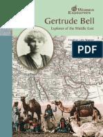 Women Explorers_Gertrude Bell