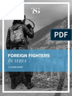 TSG Foreign Fighters in Syria