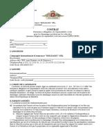 Contract de Asigurare Obligatorie de Raspundere Civila