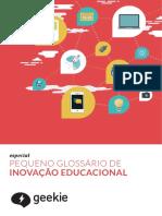 Pequeno Dicionário de Inovação Educacional