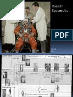 Trajes espaciales rusos (Russian Spacesuits)