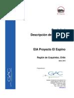 Proyecto El Espino Completo