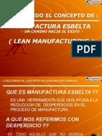 Introduccion a Lean Manufacturing