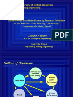 Presentation 23 - Worms as Bioindicators of Hg Pollution - Jennifer Hinton