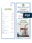 Draft Brochure Clean Coal Combustion Technologies