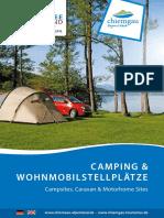 Campingbroschüre