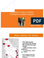 Migrant Crisis Presentation Igor Gilanji