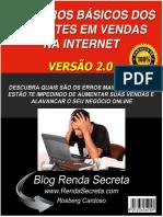 eBook Grátis Para Isca Digital