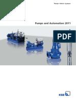 Catálogo Bombas y Automatización 2011_en