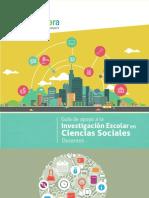Guia de las ciencias sociales  explora