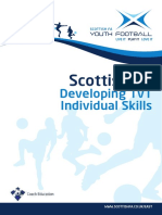 Scottish FA(East) 1v1Skills