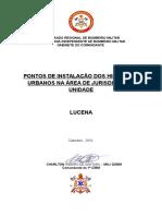 Capa Proposta Hidrantes 2015