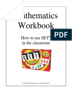 Mathematics Workbook SET