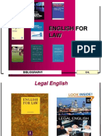 English for Law Bibliography