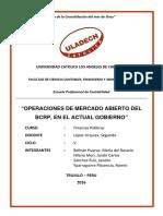 Monografia Finanzas Publicas
