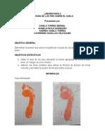 Laboratorio Presión de los pies sobre el suelo