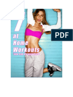 7 at Home Workouts